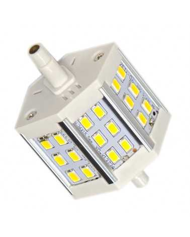 Ampoule LED R7S 78mm 6W 220V SMD5730 18LED 200°
