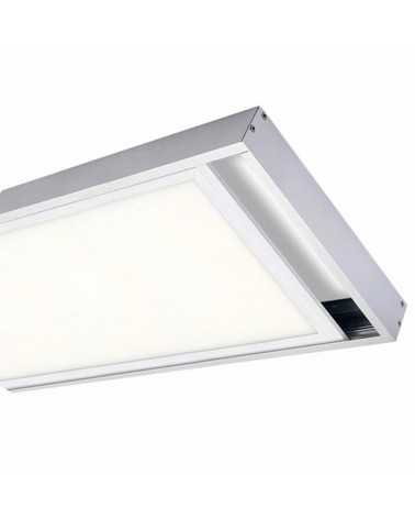Kit en Saillie ALU pour Dalle LED 120x30 Slim