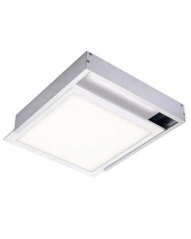 Kit en Saillie ALU pour Dalle LED 60x60 Slim