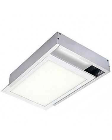 Kit en Saillie ALU pour Dalle LED Slim 60x30