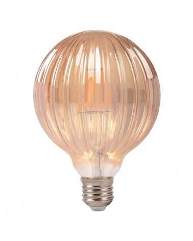 E27 LED bulb Dimmable Filament 6W Amber