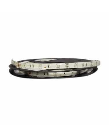 Bandeau LED RGB 12V 5M 5050 IP20 60LED/m