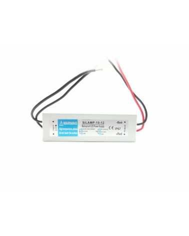 Transformateur 220V 12V IP67 10W DC 0.83A