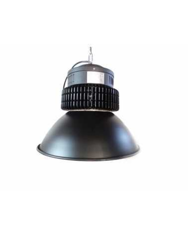 Cloche Industrielle LED 150W 120° NOIR