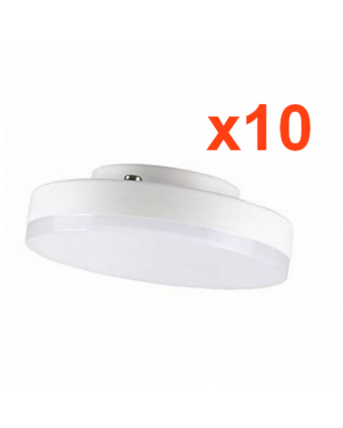 Ampoule LED GX53 7W (Pack de 10)