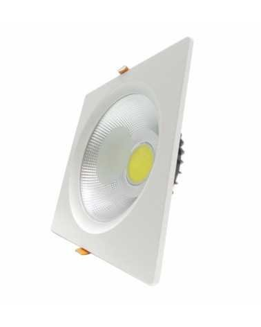 Downlight Spot LED COB Carré 40W 235mm
