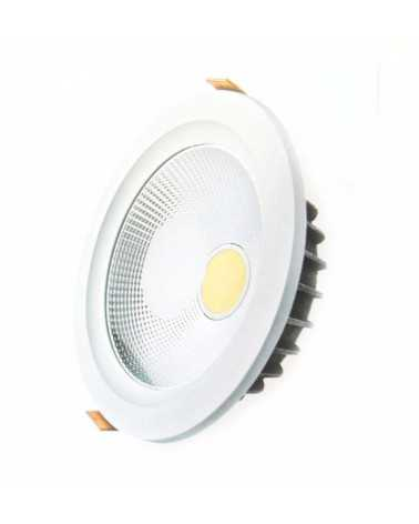 Downlight Spot LED COB Round 30W Ø195mm