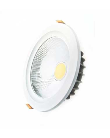 Downlight Spot LED COB Round 40W Ø235mm