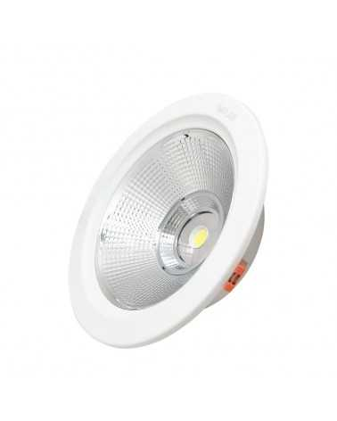 Downlight Spot LED SMD Rond 22W 225mm