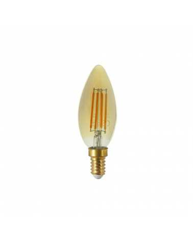 Ampoule E14 LED Filament Dimmable 4W C35 Bougie