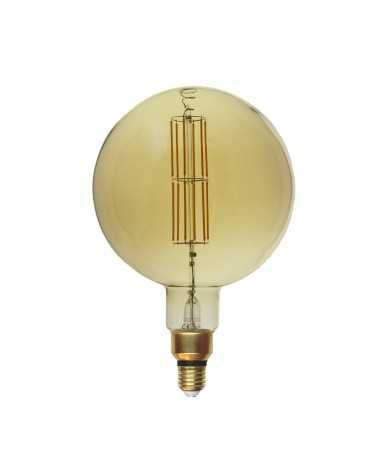 Bulb E27 LED Filament Dimmable 8W G200 Globe XL