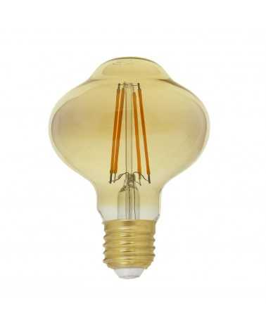 Ampoule E27 LED Filament Dimmable 8W G80 Lanterne