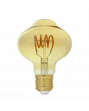 Ampoule E27 LED Filament Dimmable 4W G80 Lanterne
