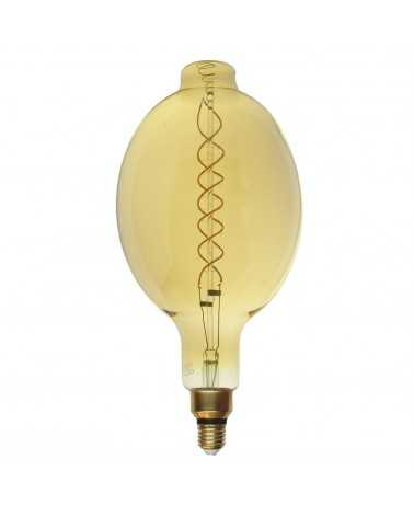 Ampoule E27 LED Filament Dimmable 8W BT180 Fusée