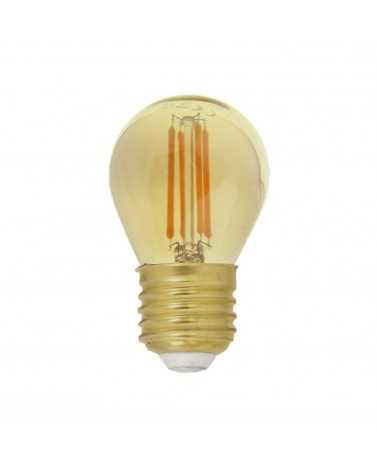 Ampoule E27 LED Filament Dimmable 4W G45 Globe