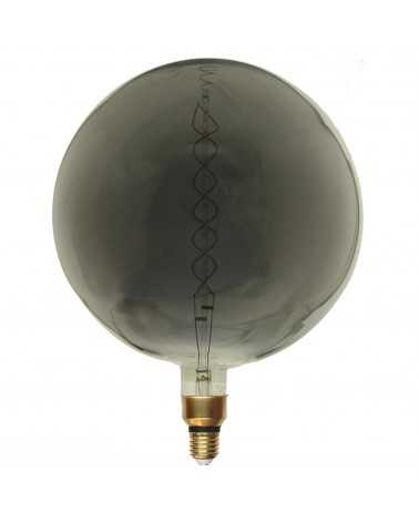 Bulb E27 LED Filament Dimmable 8W G300 Globe XXL SMOKE