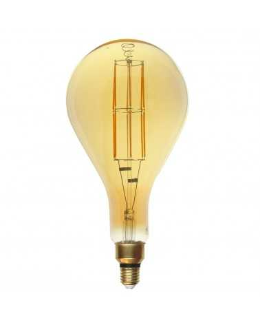 Ampoule E27 LED Filament Dimmable 8W PS160 Goutte