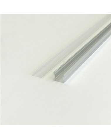 2m Aluminum Profile for LED Strip Opaque Cover
