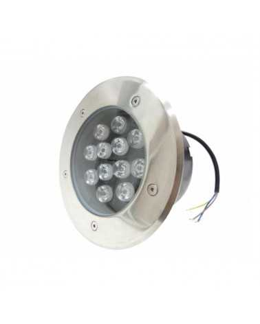 Recessed Outdoor Downlight LED 12W IP65 60 °