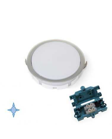 Spot LED encastrable 3.8W Ø85 mm ROND