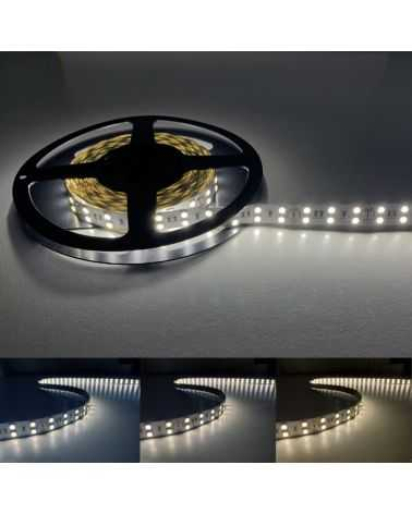 LED strip 24V 5M 5050 IP20 120LED / m