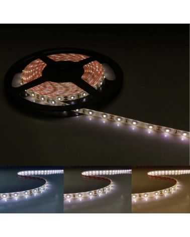 LED strip 12V 5M 2835 IP44 60LED / m