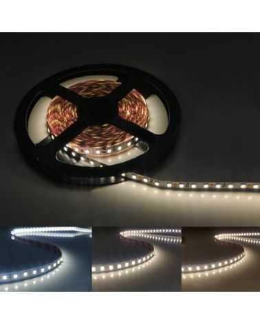 LED strip 12V 5M 2835 IP20 120LED / m