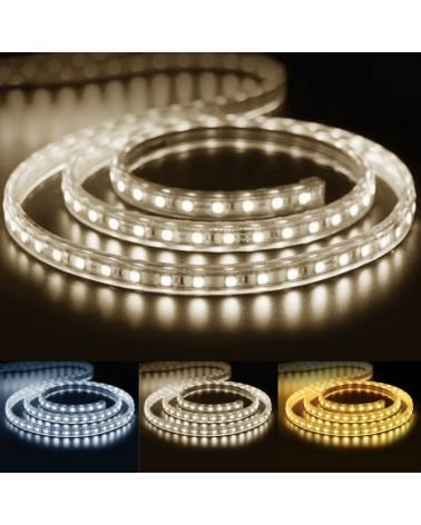 Ribbon LED 5050 IP65 60LED 220V / m (per meter)