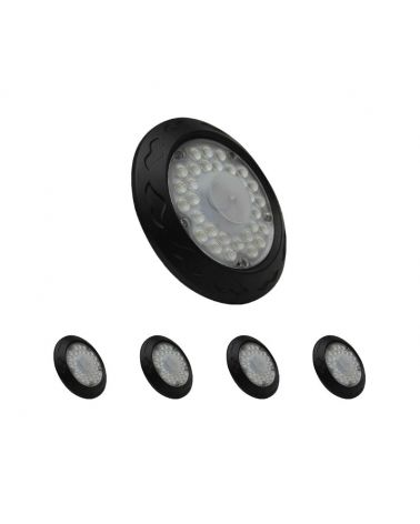 Cloche Industrielle 50W LED UFO (Pack de 5)
