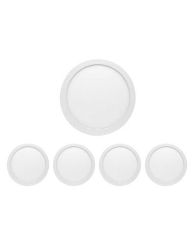 LED Ceiling Light 24W Round (pack of 5)