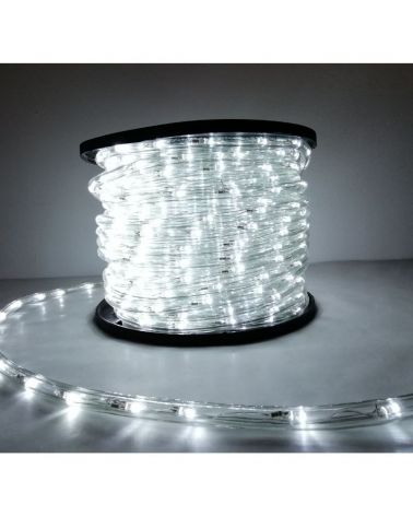 LED Fairy lights 220V IP65 WHITE COLD (By the meter)