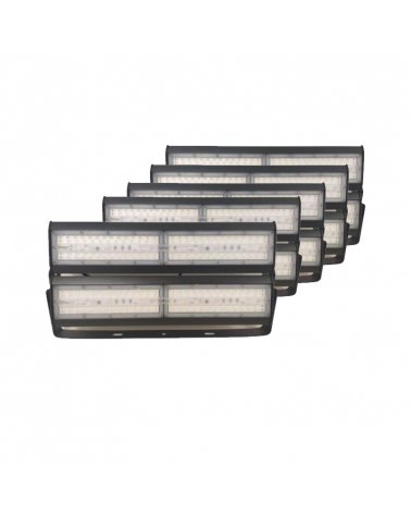 Industrial LED Projector Highbay 200W IP65 (5-Pack)