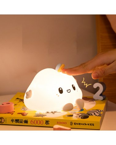Cloud Tactile Night Light without Remote Control White (with usb cable)