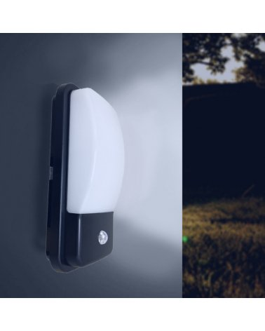 Wall Lamp LED 20W IP65 with Motion Detector