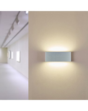 Wall Lamp 5W LED IP44 WHITE