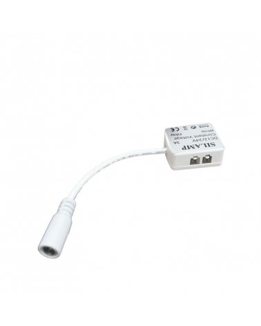 Connector for LED profile 4 entries