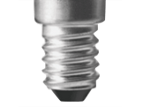 Standard E14 screw cap